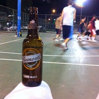 Photo taken at Bostanlı Basketbol Sahası by Musti G. on 10/14/2013