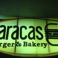Photo taken at Caracas Burger & Bakery by Rafael T. on 11/10/2013