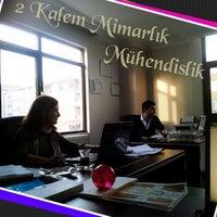 Photo taken at 2Kalem Mimarlik ve Muhendislik by Turgut G. on 12/25/2013