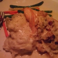 Photo taken at McCormick & Schmick's by Aaliyah T. on 10/19/2012