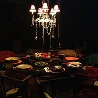 Photo taken at Weber Ranch Dinner by Kathleen S. on 6/21/2013