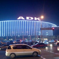 Photo taken at АDK by Виктор М. on 11/11/2012
