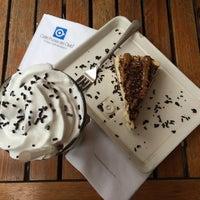 Photo taken at Café Punta del Cielo by Monnie O. on 6/7/2014