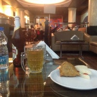 Photo taken at Port Lounge by Shriram S. on 1/17/2014