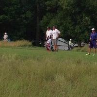 Photo taken at Merion Golf Club by Ben-David K. on 6/15/2013