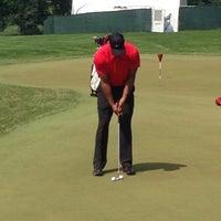 Photo taken at Merion Golf Club by Ben-David K. on 6/16/2013