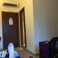Photo taken at Hotel Esco Milano by Christopher O. on 6/12/2016
