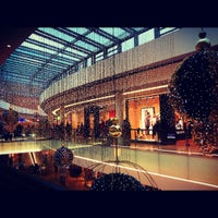 Photo taken at Erlangen Arcaden by Anneta on 11/22/2012