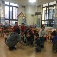 Photo taken at 奥斯博恩庄园幼儿园 - Osborne Kindergarten by Kolyan Z. on 12/13/2016