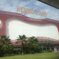 Photo taken at Space U8 Eco Mall by Maggie C. on 12/5/2012