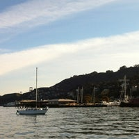 Photo taken at Sausalito Yacht Club by Armando A. on 3/2/2013