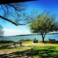 Photo taken at White Rock Lake by Paolo P. on 4/14/2013