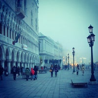 Photo taken at Doge's Palace by Paolo P. on 12/24/2012