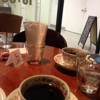 Photo taken at Tom's Cafe by ma_ s. on 12/19/2012