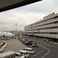 Photo taken at Tokyo (Haneda) International Airport (HND) by ma_ s. on 10/19/2013