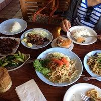 Photo taken at Ganda Restaurant by May on 11/17/2013