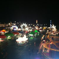 Photo taken at Central States Fairgrounds by Kaitlyn J. on 8/20/2013