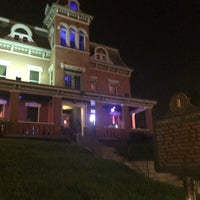 Photo taken at Thompson House by Eleanor W. on 9/21/2014