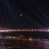 Das Foto wurde bei Kuzguncuk Sahili von Fırat A. am 10/29/2012 aufgenommen