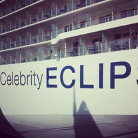 Photo taken at Celebrity Eclipse by TheYumYum F. on 12/21/2014