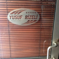 Photo taken at Yusuf Rizeli Reklamcılık by Ersin R. on 4/30/2014