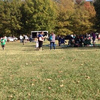 Photo taken at Overton Park by Ben M. on 11/3/2012