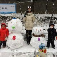Photo taken at Dragon Park by 주성 강. on 12/5/2012