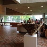 Photo taken at Herbert F. Johnson Museum of Art by Jae J. on 9/28/2012