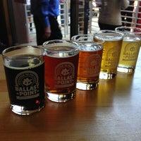 Foto scattata a Ballast Point Brewing & Spirits da Erica N. il 4/6/2013