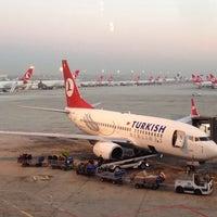 11/10/2013 tarihinde Samet S.ziyaretçi tarafından İstanbul Atatürk Havalimanı (IST)'de çekilen fotoğraf