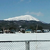 Photo taken at JR 盛岡駅 by 長濱谷 直. on 1/21/2013