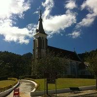 Photo taken at Santa Maria Madalena by Marcia P. on 7/14/2013