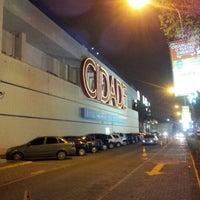 Foto tirada no(a) Shopping Cidade por Diego A. em 10/12/2012