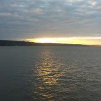 Photo taken at Edmonds-Kingston Ferry by Karthick S. on 6/9/2013