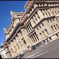 Photo taken at Palacio de Justicia de la Nación by Juan Pablo D. on 10/13/2012