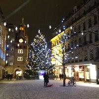 12/13/2012にFlore B.がPlace du Molardで撮った写真