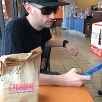 Photo taken at Dunkin' Donuts by Czarina M. on 7/5/2014
