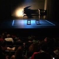 Photo taken at Teatro Vivian Blumenthal by Valentín C. on 7/5/2014