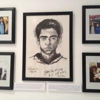 Das Foto wurde bei QMA Gallery von Osman A. am 11/20/2012 aufgenommen
