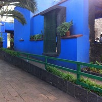 Photo taken at Museo Frida Kahlo by Alessa on 2/6/2013