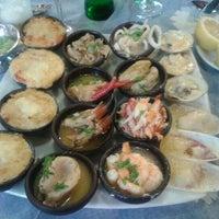 Photo taken at Restaurant La Olla by Macarena S. on 9/29/2012