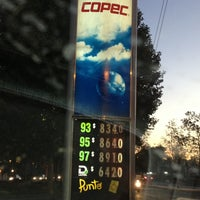 Photo taken at Copec by Marcia M. on 3/15/2013