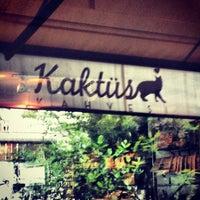 4/20/2013 tarihinde Burcin C.ziyaretçi tarafından Kaktüs Kahvesi'de çekilen fotoğraf