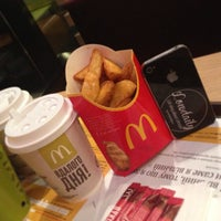 Photo taken at McDonald's by Юрий Т. on 7/19/2013