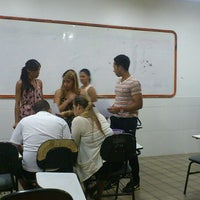 Photo taken at Colégio Intensivo by Osvaldo Sony S. on 3/27/2013