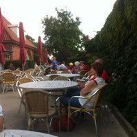 Photo taken at Het Boerenijsje by Café Hilander on 8/14/2013