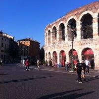 Снимок сделан в Verona пользователем Alessandro B. 8/13/2013
