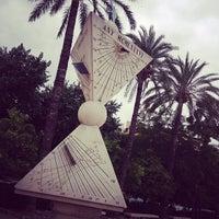 Photo taken at Palacio Real de La Almudaina by Dina P. on 6/25/2013