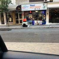 Photo taken at Planet Pet Shop 49/B Talatpaşa Alsancak by anıl d. on 10/25/2016