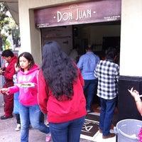 Photo prise au Tacos Don Juan par Jacobo B. le10/13/2012
